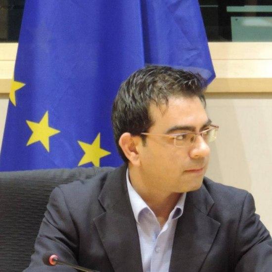 Αποτέλεσμα εικόνας για γραμματέας ειδικών πληθυσμιακών ομάδων Γιώργος Σταμάτης
